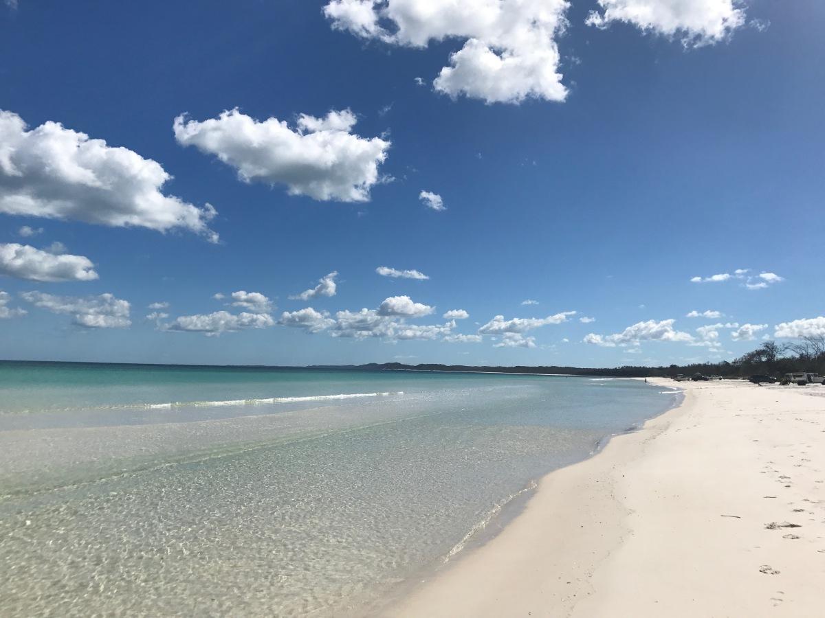 2017 April_Fraser Island1