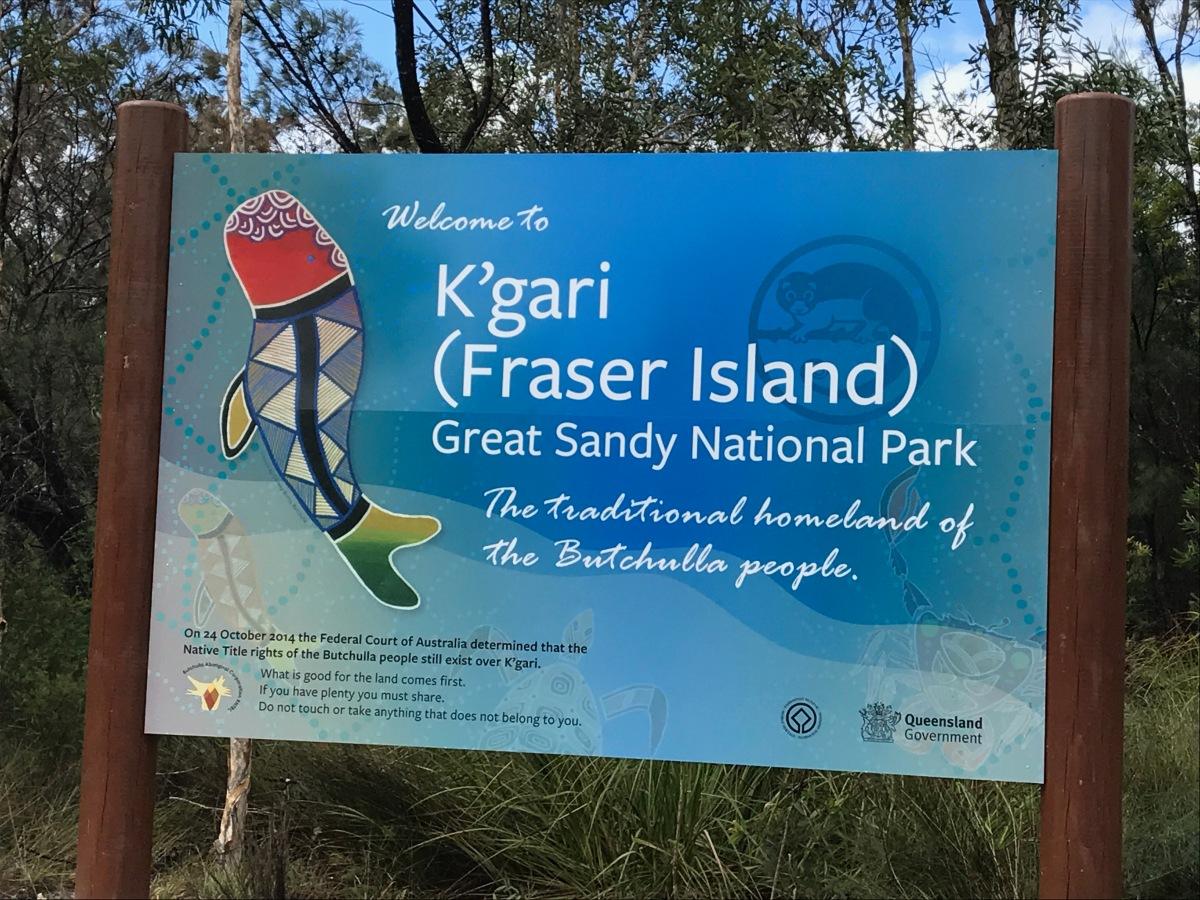 2017 April_Fraser Island3