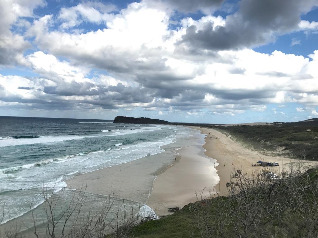 2017 Fraser Island Part 2 Champange Pool3