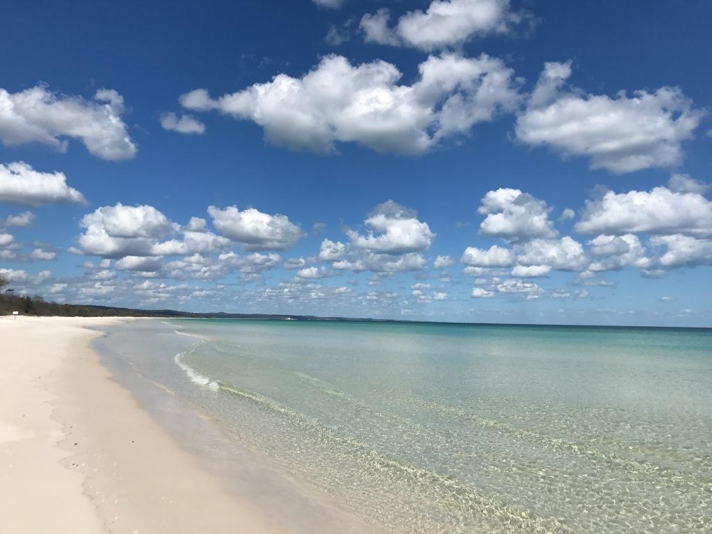 2017 Fraser Island Part 2 Platypus Bay3