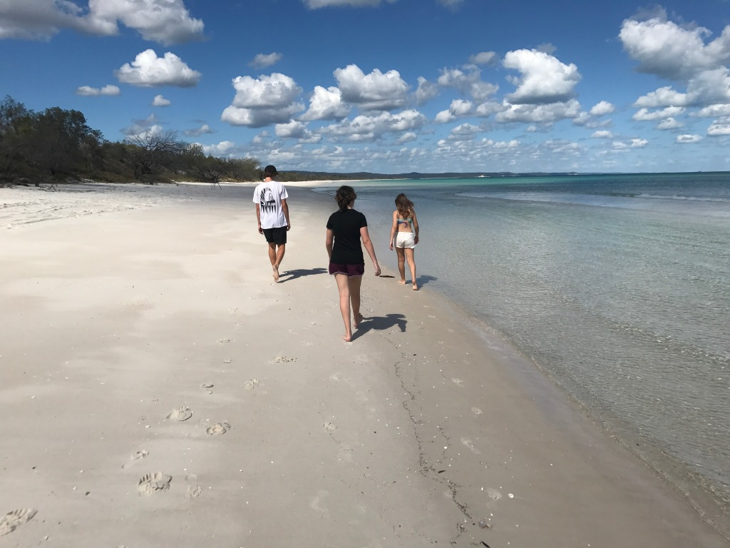 2017 Fraser Island Part 2 Platypus Bay4