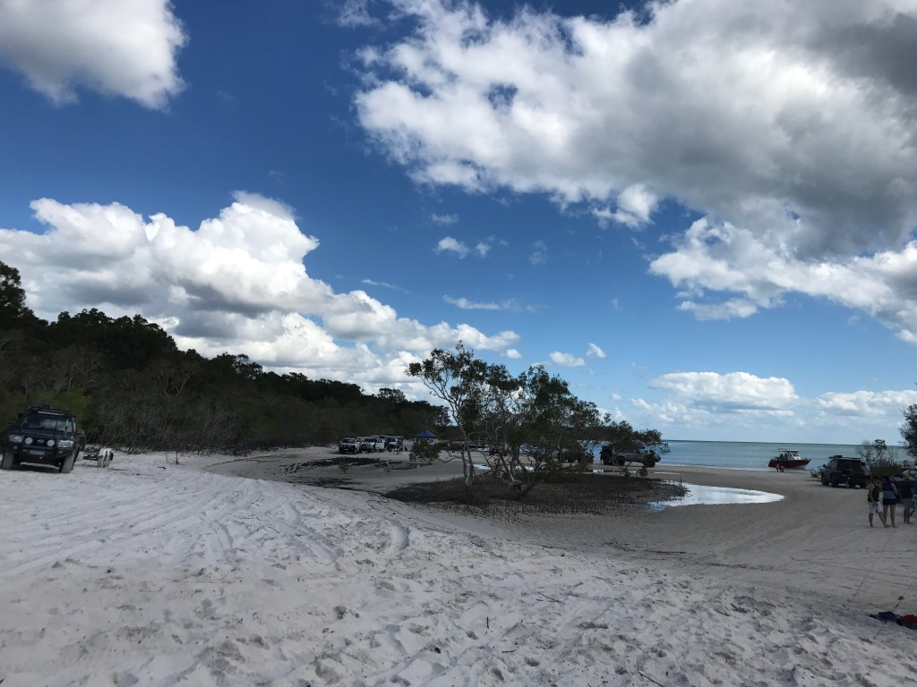 2017 Fraser Island Part 3 Wathumba4